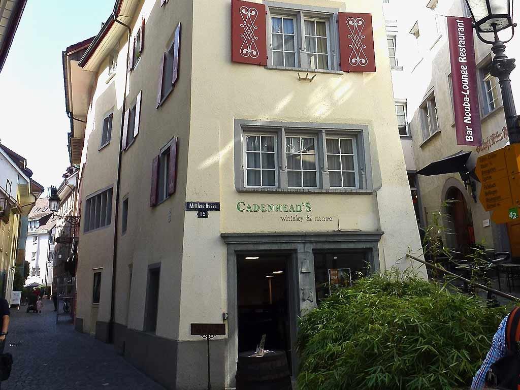 Kirchenchor Schwyz: Ausflug nach Baden im 2020